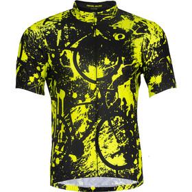 PEARL iZUMi Selected LTD Jersey Men, grafity road screaming yellow